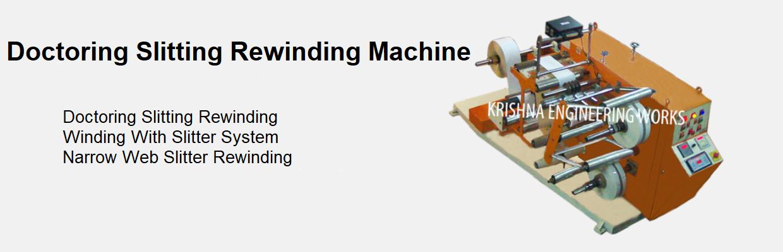 Slitting Rewinding Machine